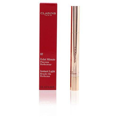 Clarins instant light brush on perfector korektor 2 ml dla kobiet 2 (3380814215218)