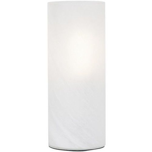 Lampa stołowa robin 92900/94, e27, 1 x 60 w, 230 v, (Øxw) 12 cmx30 cm, alabastrowy marki Brilliant