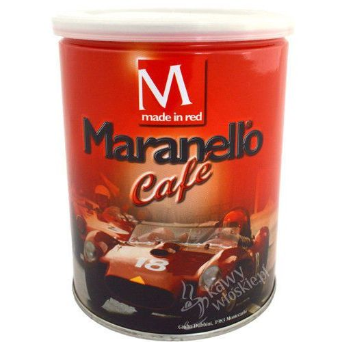 Diemme Maranello 0,25 kg mielona PUSZKA - sprawdź w wybranym sklepie