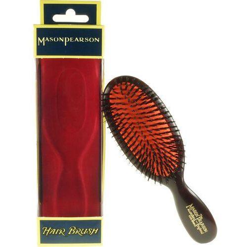 pocket bristle - mała szczotka do włosów cienkich marki Mason pearson