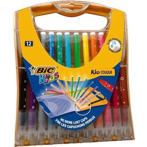 Bic Flamastry kid couleur 12 kolorów (3086123415423)