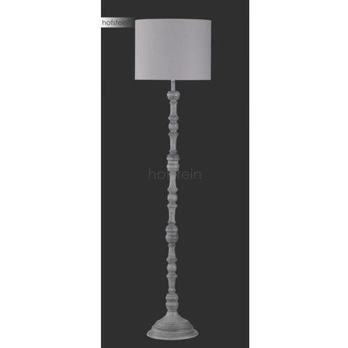 hood lampa stojąca siwy, 1-punktowy - dworek - obszar wewnętrzny - hood - czas dostawy: od 6-10 dni roboczych marki Trio