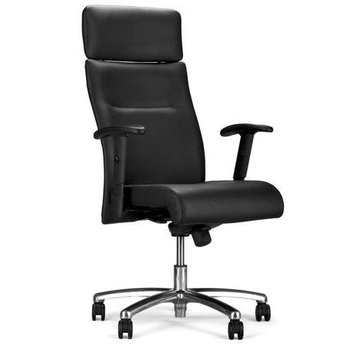 Fotel neo lux pl r1b steel04 chrome marki Nowy styl