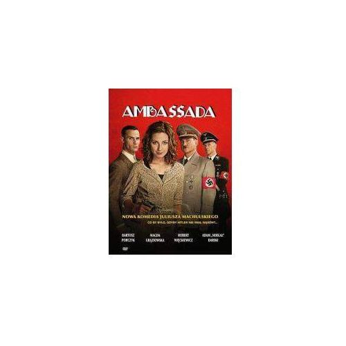 Ambassada DVD + zakładka do książki GRATIS (9788326813115)