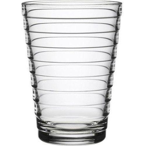 Szklanki Aino Aalto 330 ml przezroczyste 2 szt. (6411929503017)
