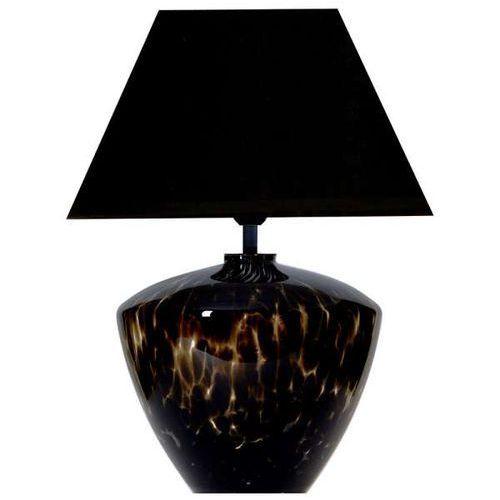 Lampa stołowa lampka 4Concepts Parma 1x60W E27 czarny/złoty L049102248