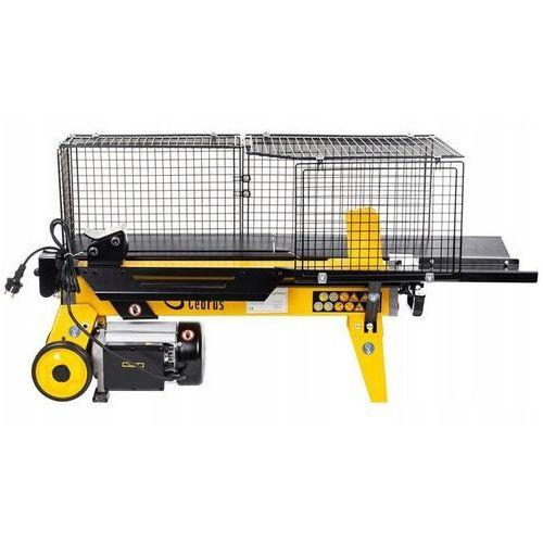 Cedrus cedls02h łuparka do drewna pozioma hydrauliczna nacisk 7 ton - ewimax - oficjalny dystrybutor - autoryzowany dealer cedrus marki Cedrus polska