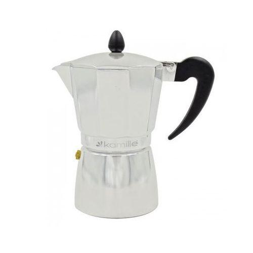KAWIARKA ESPRESSO CLASSIC 300ml (5-6 CUPS) KAMILLE KM-2504