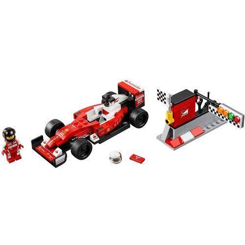 Lego SPEED CHAMPIONS Scuderia ferrari sf 16- h champions 75879