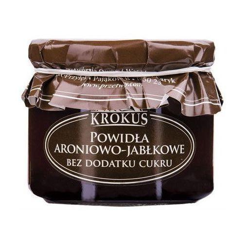 Krokus  310g aronia jabłko powidła bez cukru tradycyjna receptura (5906732624499)