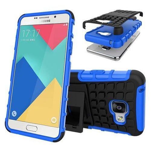 Perfect Armor Niebieski   Pancerna obudowa etui dla Samsung Galaxy A3 2016 - Niebieski, kup u jednego z partnerów