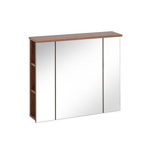 Szafka łazienkowa z lustrem 80 cm kolekcja harmony marki Comad