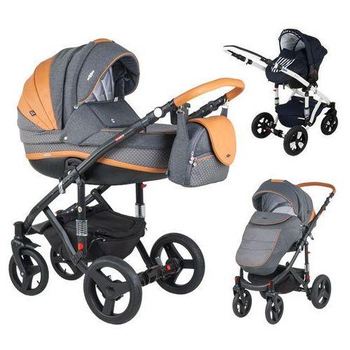 Adamex vicco carmel&grey+fotelik (do wyboru) | dostawa gratis! | rabaty!