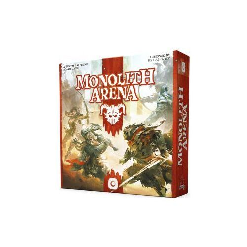 Portal Monolith arena. gra fantasy