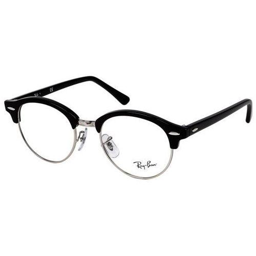 Ray-ban Okulary korekcyjne rx4246v clubround 2000