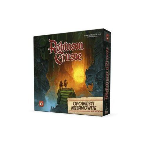 Gra robinson crusoe: opowieści niesamowite - rozszerzenie do gry - darmowa dostawa od 250 zł!! marki Portal games