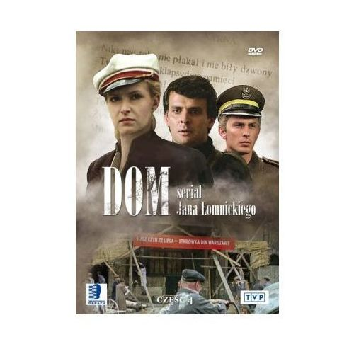 Film TELEWIZJA POLSKA S.A. Dom (Część 4) (5902600065425)