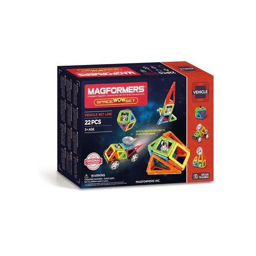 Klocki Magformers Space Wow Set 22