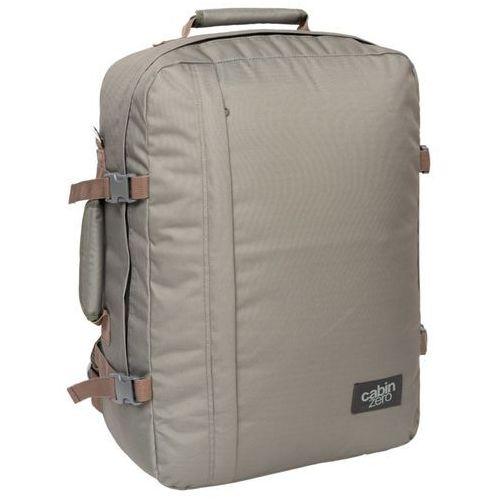 CabinZero Classic 44L torba podróżna podręczna / kabinowa / plecak / beżowy - Georgian Khaki, kolor beżowy