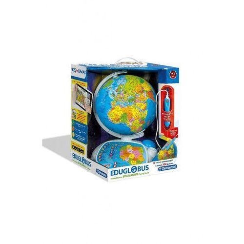 Clementoni interaktywny eduglobus poznaj świat 60444