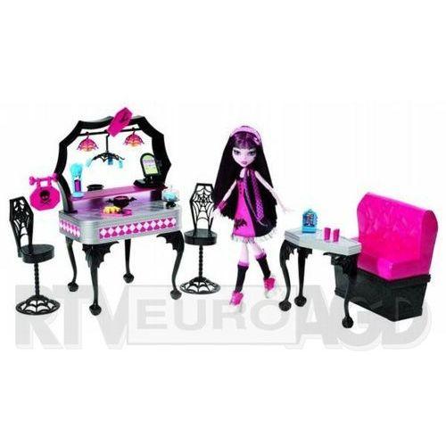 Mattel Monster High - Kawiarenka z Draculaurą - produkt w magazynie - szybka wysyłka!, kup u jednego z partnerów