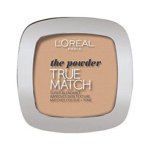 L´Oreal Paris True Match Super Blendable Powder 9g W Puder D5-W5 Golden Sand