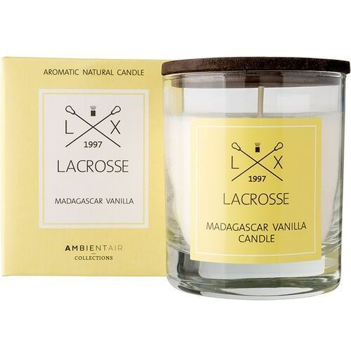Lacrosse Świeca zapachowa lacorsse madagascar vanilla (8436551848129)