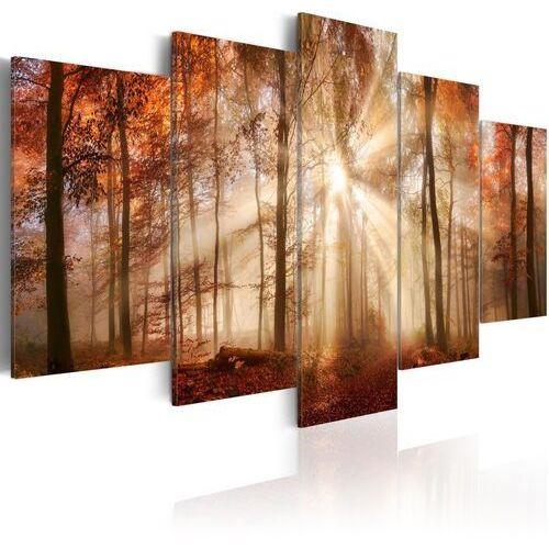 Obraz - leśna mgła marki Artgeist
