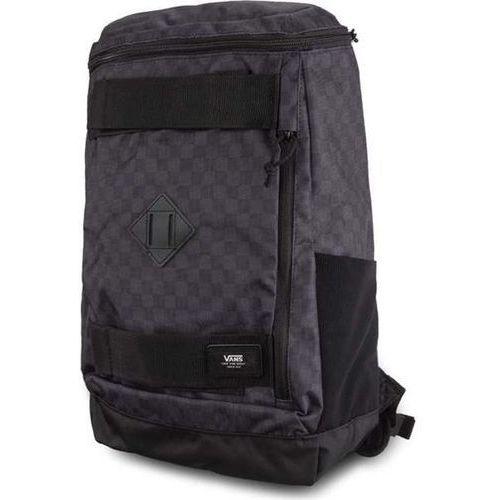 hooks skatepack black charcoal - plecak miejski marki Vans