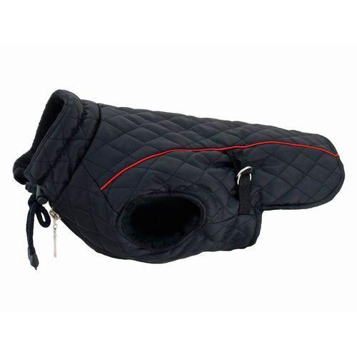 kurtka u11 czarny kubraczek dla psa pikowana marki Grande finale