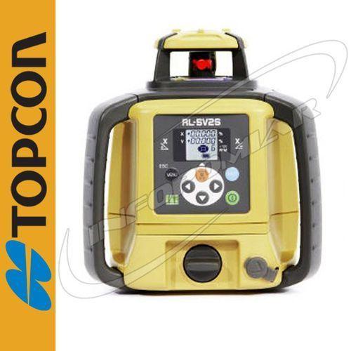 Niwelator laserowy Topcon RL-SV2S + statyw + łata z kategorii Niwelatory