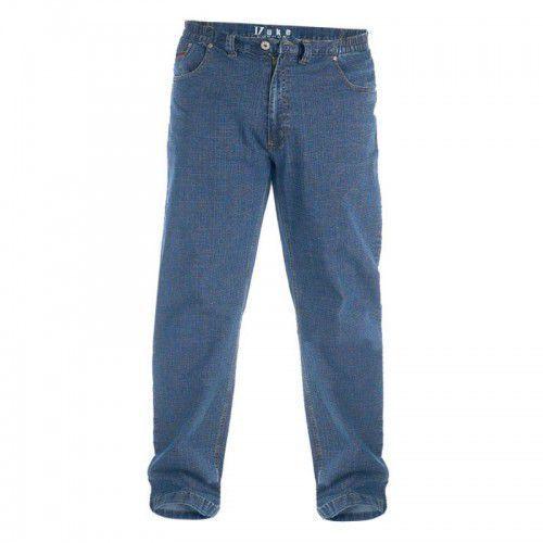Duke bailey jeansy z gumą duże rozmiary