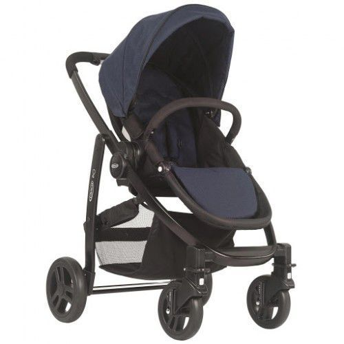 Wózek spacerowy Graco Evo Navy