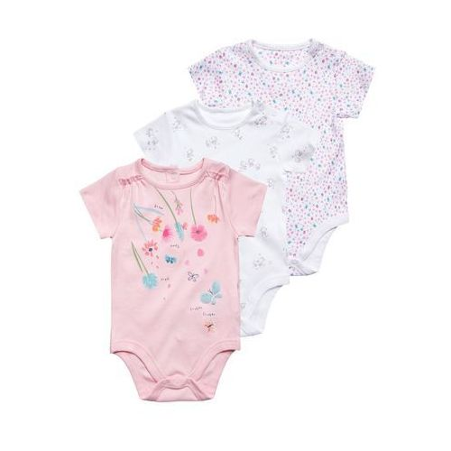 mothercare GRAPHIC AND MOUSE BABY 3 PACK Body lights multicolor, PE087