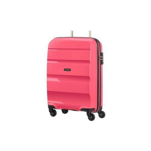 walizka mała/ kabinowa z kolekcji bon air materiał polipropylen twarda 4 koła zamek szyfrowy tsa marki American tourister