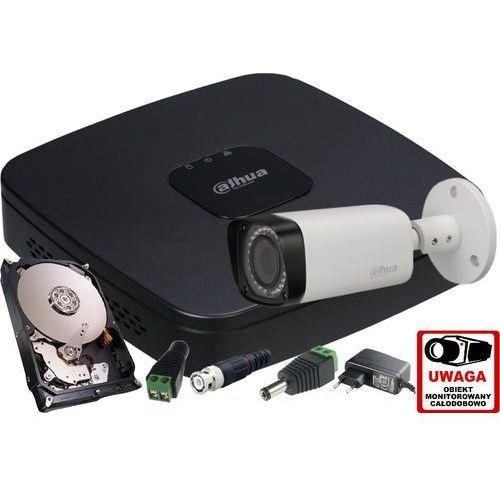 Zestaw hdcvi 1 kamera 720p marki Dahua