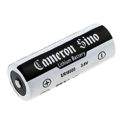 Er18505 4000mah 14.40wh li-socl2 3.6v () marki Cameron sino