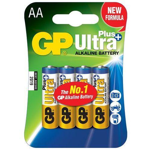 Gp batteries Baterie gp ultra plus alkaline (aa, paluszek)