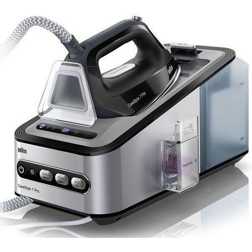 Generator pary BRAUN CareStyle 7 IS 7156 BK + Deska do prasowania GRATIS! + Zamów z DOSTAWĄ JUTRO! + DARMOWY TRANSPORT! (8021098280251)
