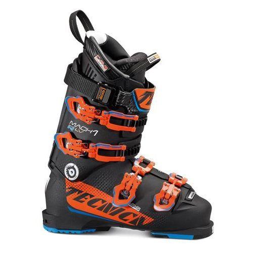 Buty narciarskie mach1 r 130 lv czarny/pomarańczowa 28.5 marki Tecnica