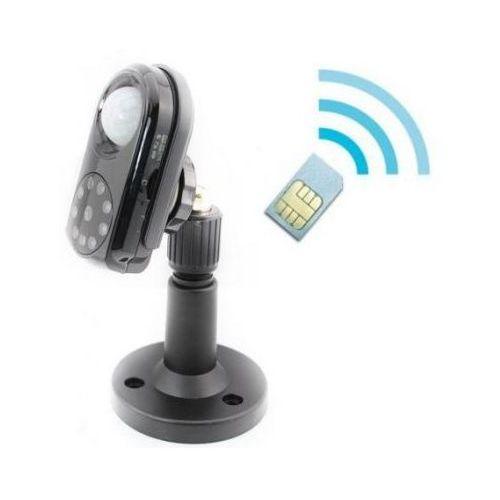 Kamera GSM (zasięg cały świat!) + Powiadomienie/Alarm + Podsłuch Otoczenia + PIR + MMS/SMS + WWW...