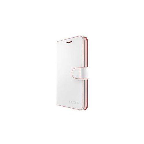 Pokrowiec na telefon FIXED FIT pro Samsung Galaxy A8 (2018) (FIXFIT-261-WH) białe, kolor biały