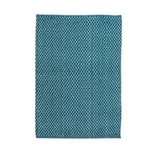Dywan bawełniany ADEL niebieski 65 x 110 cm INSPIRE (3276000307396)