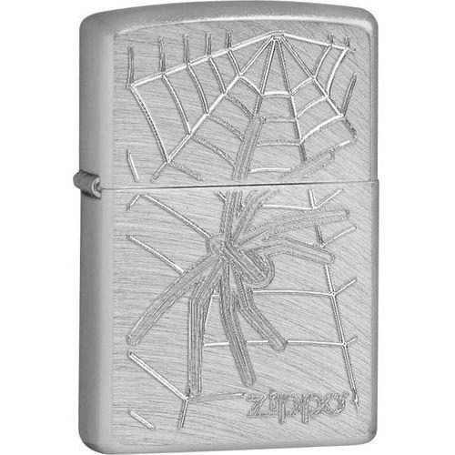 Zapalniczka ZIPPO Spider Web Classic, Brushed Chrom (Z27060)