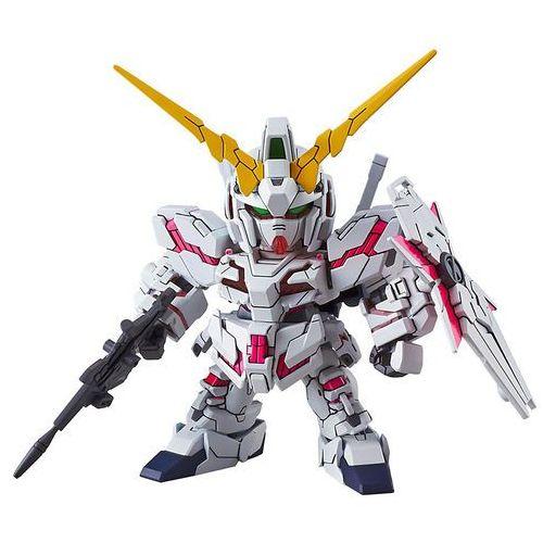 Figurka BANDAI SD EX STD 005 Unicorn Gundam Destroy Mode (4549660044338)