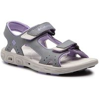 Sandały COLUMBIA - Childrens Techsun Vent BC4566 Tradewinds Grey/White Violet 032