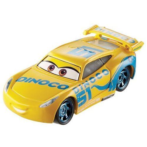 - cars auta 3 samochodzik cruz ramirez dinoco dxv71 marki Mattel