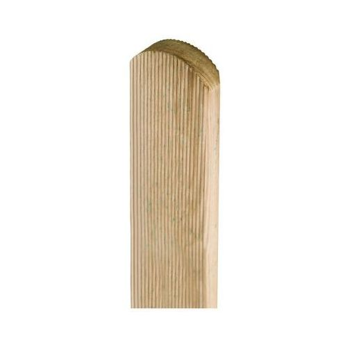 Stelmet Sztacheta drewniana 120 x 7 x 2 cm frezowana