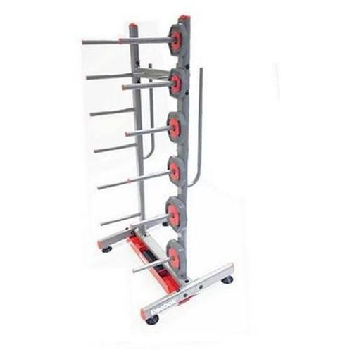 Stojak na sztangi Rep Set Reebok - produkt z kategorii- Pozostałe do siłowni