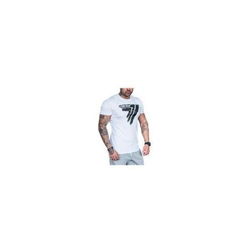 "tw t-shirt 011 ""playhard"" 1szt marki Trec wear"
